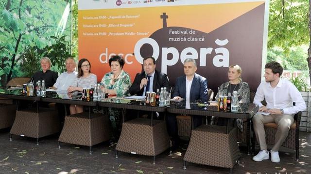 La Butuceni se va desfășura un festival de muzică clasică