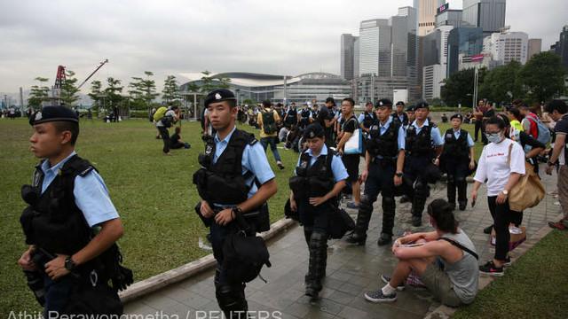 Hong Kong: Beijingul denunță 'amestecul' Uniunii Europene în afacerile interne chineze