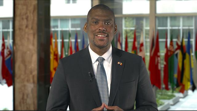 VIDEO | Discursul ambasadorului Dereck J. Hogan, rostit în limba română, la recepția dedicată Zilei Independenței SUA