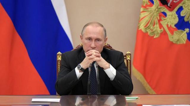 Relațiile dintre SUA și Rusia se înrăutățesc, spune Vladimir Putin