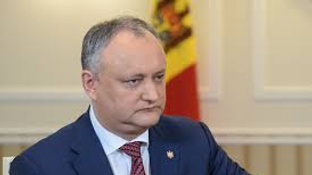 Igor Dodon: Nu vom accepta numirea unui procuror european