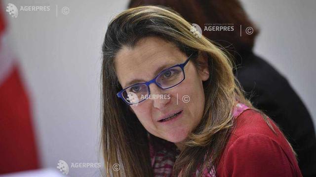 Canada a suspendat activităţile ambasadei sale în Venezuela