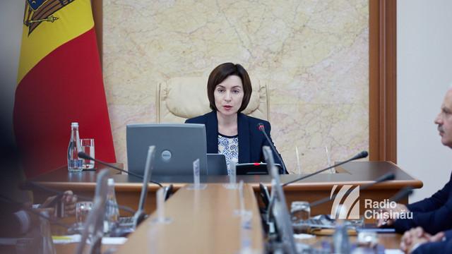 Maia Sandu a cerut demiterea directorului Poștei Moldovei, verificări la Moldtelecom, Metalferos și susține că Modovagaz a cumpărat automobile scumpe