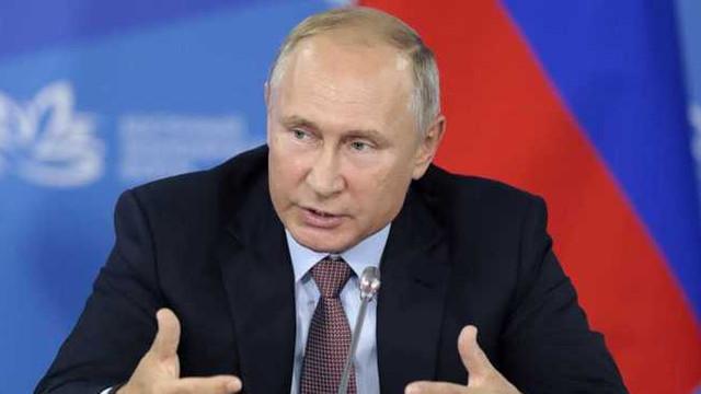 Vladimir Putin a declarat că îl sprijină pe Igor Dodon și partenerii de coaliție ca ei să se debaraseze de persoanele care au uzurpat puterea în R.Moldova