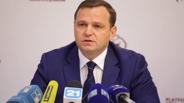 Andrei Năstase: Caut soluții pentru îmbunătățirea situației salariale a polițiștilor