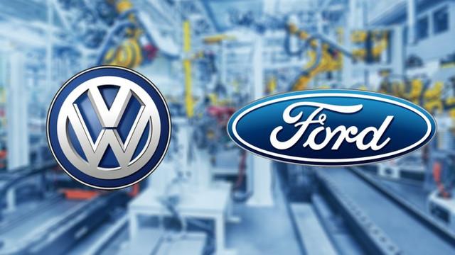 Volkswagen și Ford sunt aproape de semnarea unui acord de parteneriat pentru a dezvolta vehicule autonome și electrice