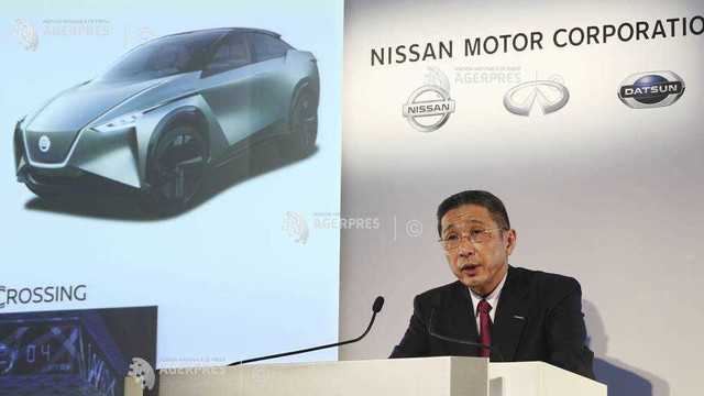 Nissan va revizui relația cu Renault după fuziunea cu FCA (șeful Nissan)
