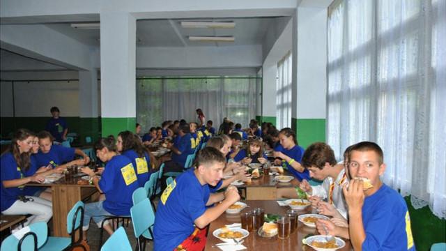 ANSA a evaluat organizarea alimentaţiei copiilor în taberele de odihnă