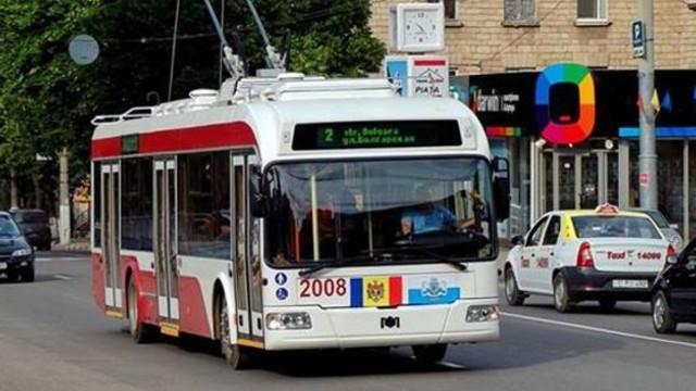 BERD împrumută 3,7 milioane euro municipiului Bălţi pentru procurarea de troleibuze noi