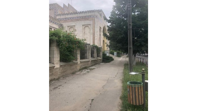 Zona pietonală a unui cartier din centrul istoric al Chișinăului va fi reabilitată