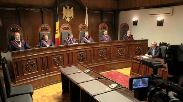 Curtea Constituțională a publicat decizia motivată prin care au fost revizuite și anulate hotărârile din 7-9 iunie