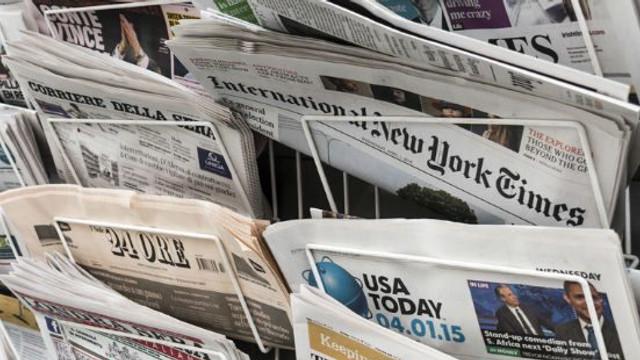 Presa internațională scrie despre criza politică, noua conducere și medierea internaţională în R.Moldova