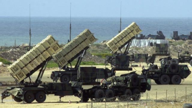 Primul sistem de rachete Patriot intră, de astăzi, în dotarea Armatei Române