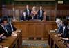 Boris Johnson, favorit în funcţia de prim-ministru, ar putea suspenda Parlamentul britanic în luna octombrie, în favoarea unui Brexit fără acord