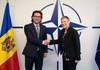 Combaterea noilor amenințări la adresa securității - subiect abordat în cadrul discuțiilor dintre Nicu Popescu și secretarul general adjunct al NATO, Rose Gottemoeller