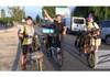 Trei cicliști din Cahul şi-au propus să treacă într-o săptămână Transfăgărăşanul