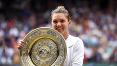 INEDIT | Simona Halep își va prezenta trofeul de la Wimbledon dintr-un autobuz etajat la Constanța