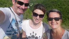 AUDIO | Doi soți francezi, care și-au vândut întreaga avere pentru a călători, au ajuns în R.Moldova. Ce i-a impresionat și de ce n-ar reveni în regiunea transnistreană