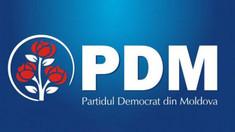 Acum fracțiunea PDM are și un nou vicepreședinte, anunțat de Sergiu Sârbu