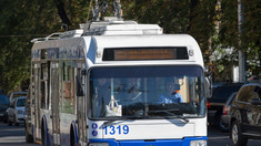 Troleibuzele cu nr.3 și 24 din Chișinău nu vor circula până luni