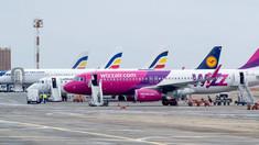 Compania Wizz Air se extinde R.Moldova. Din Chișinău se va putea zbura spre patru destinații noi