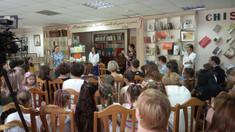 Un concert susținut de elevi din R. Moldova și Franța a avut loc la Chișinău