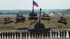 Rusia a organizat exerciţii cu tiruri de rachete şi avioane de luptă în largul Crimeii, înaintea alegerilor parlamentare în Ucraina