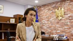 VIDEO INTERVIU | Nodul Gordian | Olesea Stamate: Persoanele care au admis și continuă să admită abuzuri trebuie să se aștepte că vor fi sancționate