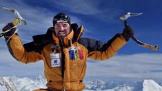Alpinistul român Alex Găvan a atins un vârf de peste 8.000 de metri din Pakistan, fără a folosi oxigen suplimentar