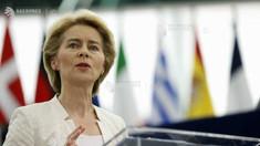 Ursula von der Leyen promite acțiuni în privința climei, egalitate de gen, taxarea giganților IT și un nou pact privind migrația