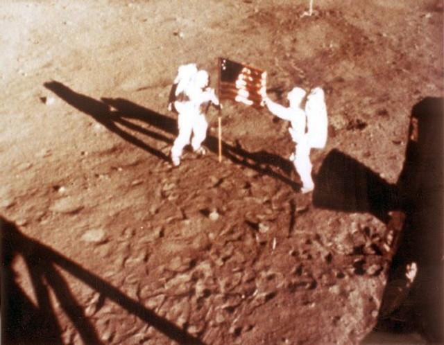 DOCUMENTAR | 50 de ani de la primul pas al omului pe Lună
