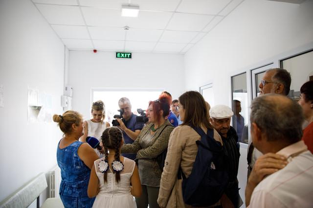 UE a construit un centru medical pentru locuitorii din satul Hagimus, la care vor avea acces și cei din orașul Bender