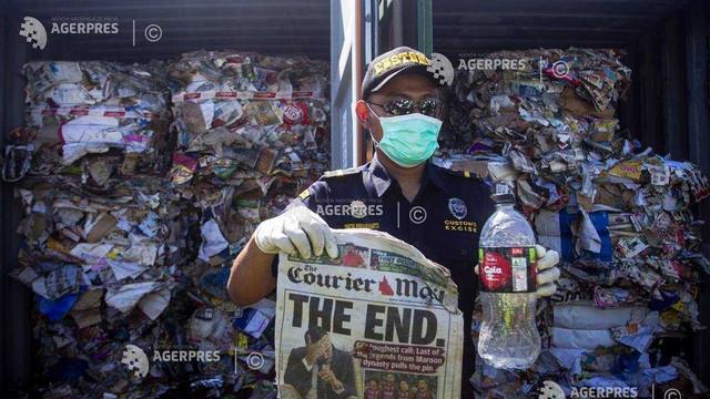 Indonezia va trimite 210 tone de deșeuri înapoi în Australia