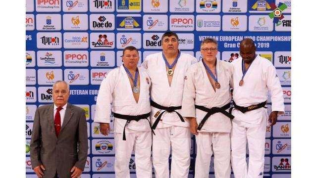 Cinci judocani moldoveni au devenit premianți la Europenele de veterani