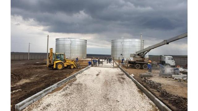 Circa nouă sute de gospodării din raionul Cahul vor beneficia de apă potabilă