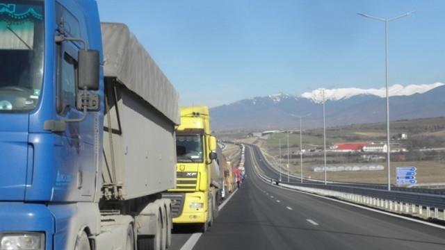 Circulație aglomerată la granițele Bulgariei cu Grecia, Turcia și România