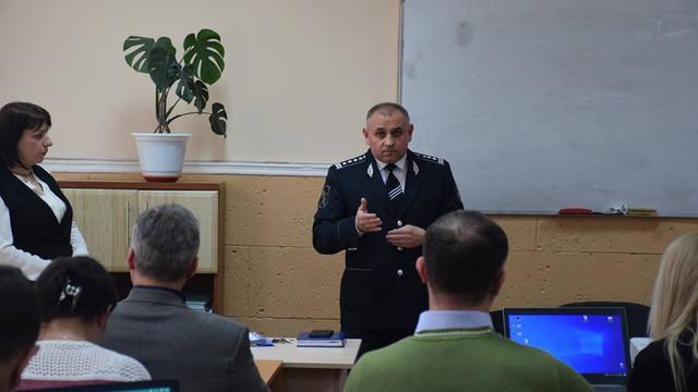 Șeful Inspectoratului de Poliție Bălți, Oleg Cojocari, și-a anunțat demisia din funcție