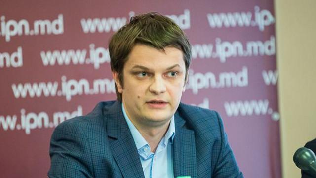 Noul șef al Cancelariei de Stat, Andrei Spînu, a fost prezentat echipei