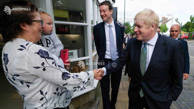 Candidați la șefia guvernului de la Londra, Boris Johnson şi Jeremy Hunt promit să blocheze demersurile pentru independența Scoției