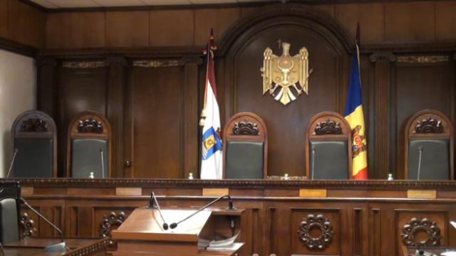 Parlamentul a selectat cei doi judecători la Curtea Constituțională