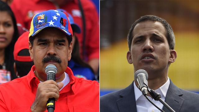 Maduro şi Guaido au decis să reia negocierile pentru a încerca să rezolve criza din Venezuela