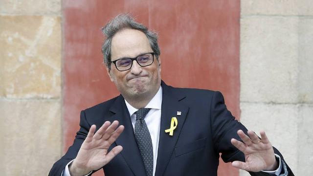 Premierul Cataloniei a fost trimis în judecată pentru nesupunere