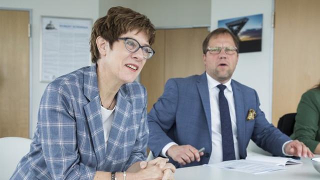Maia Sandu este o sursă de inspirație pentru femeile din politica europeană, spune liderul Uniunii Creștin-Democrate din Germania