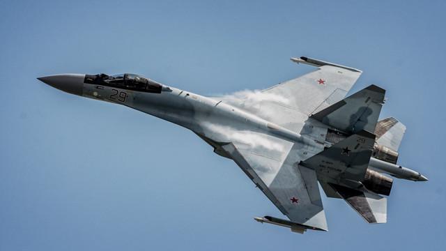 Moscova vrea să-și vândă propriile avioane  Su-35, în locul proiectului F-35 compromis de Erdogan