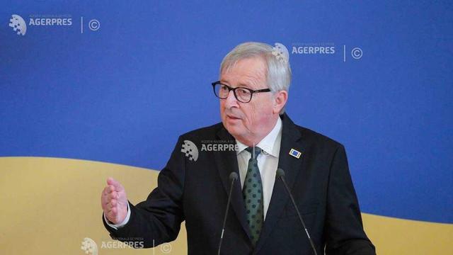 Juncker intenţionează să organizeze în zilele următoare interviuri cu cei doi candidaţi propuşi comisari europeni interimari