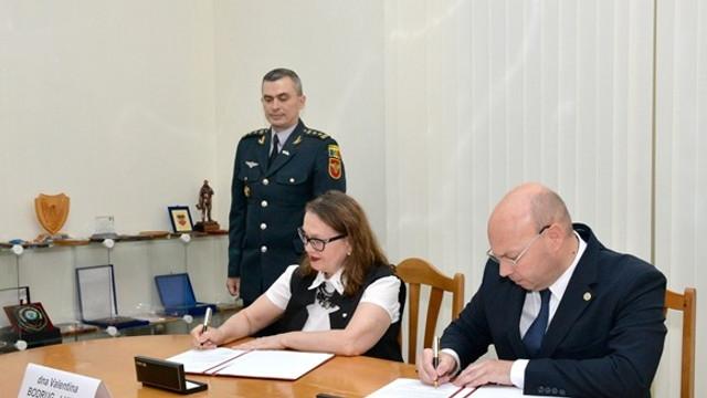 """Ministerul Apărării a semnat un acord de cooperare cu """"Gender-Centru"""""""