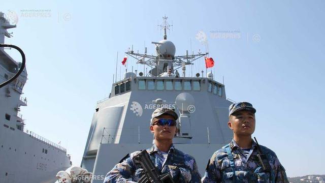 China afirmă că nu renunţă la folosirea forţei în vederea reunificării cu Taiwanul