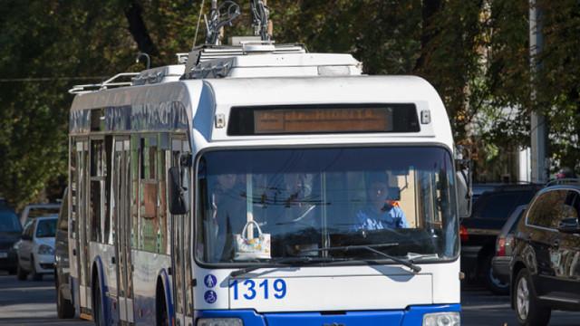De ce nu circulă troleibuzele care trebuiau să conecteze mai multe atracții turistice din Chișinău