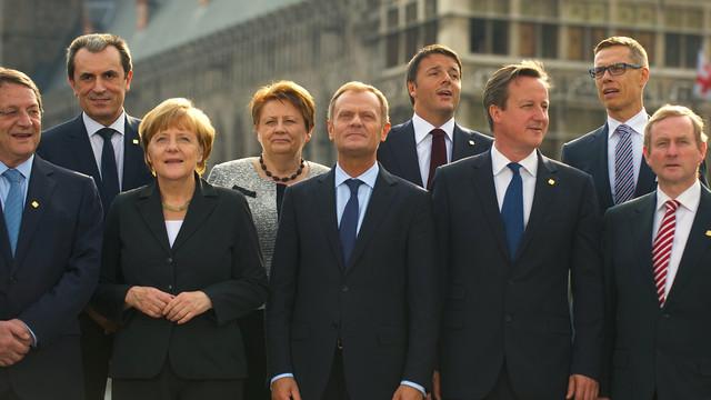 Liderii europeni reiau negocierile pentru ocuparea posturilor de conducere la nivelul UE