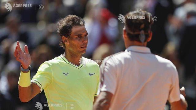 Tenis | Federer şi Nadal, adversari în semifinalele turneului de la Wimbledon